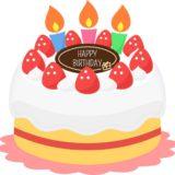 今日はコムシードの誕生日です